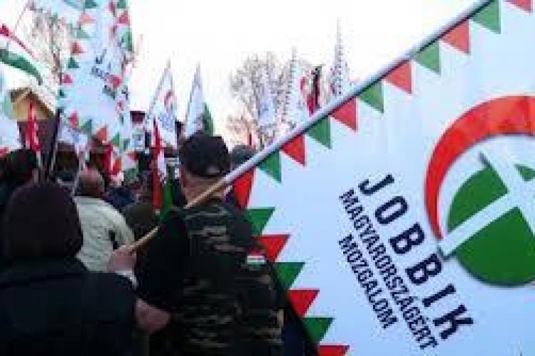 Extremiștii unguri de la Jobbik au filială și la Cluj-Napoca