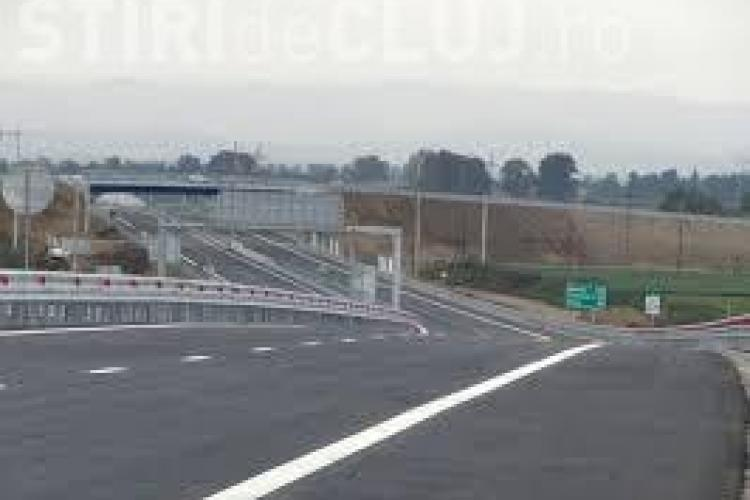 PSD Cluj: Trei loturi din autostrada Sibiu-Orăştie au fost inaugurate. Ce urmează în 2014