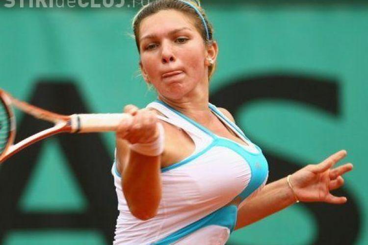 Simona Halep a fost eliminată din primul tur turneului de la Sydney