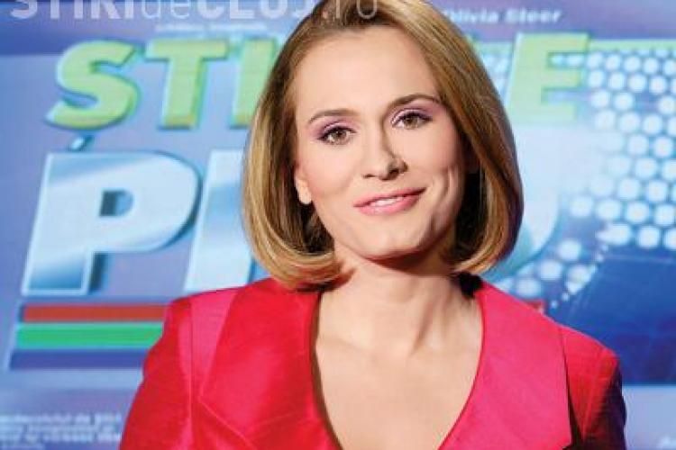 Andreea Esca a fost absentă pentru prima dată de la știrile Pro TV. Vezi ce a pățit prezentatoarea