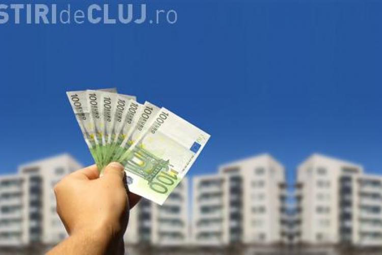 Prețuri EXTREME la apartamente în Cluj: de la 17.000 de euro la 185.000 de euro