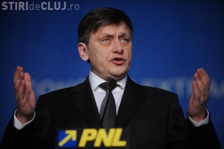 Crin Antonescu: Traian Băsescu a minţit. Lucrurile nu stau așa
