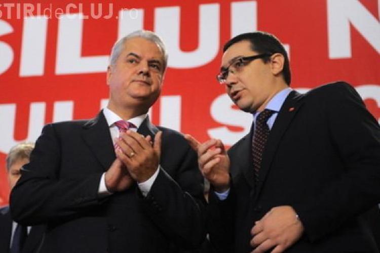 Victor Ponta compară condamnarea lui Năstase cu încarcerarea Iuliei Timoşenko