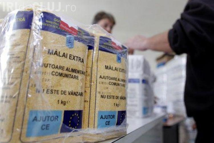3.500 de șomeri din Cluj-Napoca nu și-au ridicat alimentele gratuite oferite, în 2013, de Uniunea Europeană