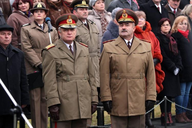 """Noul șef al Diviziei 4 Infanterie """"Gemina"""" este generalul de brigadă Adrian Tonea"""