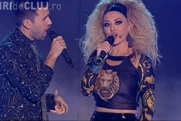 """X FACTOR - FINALA - Ristei și Delia au cântat superb piesa """"Stay"""" - VIDEO"""