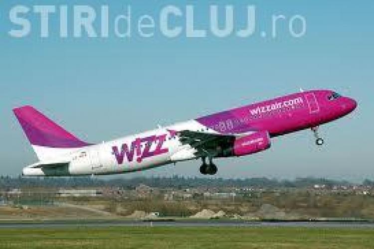 Scenariu desprins din filme într-o cursă de la Wizz Air din România