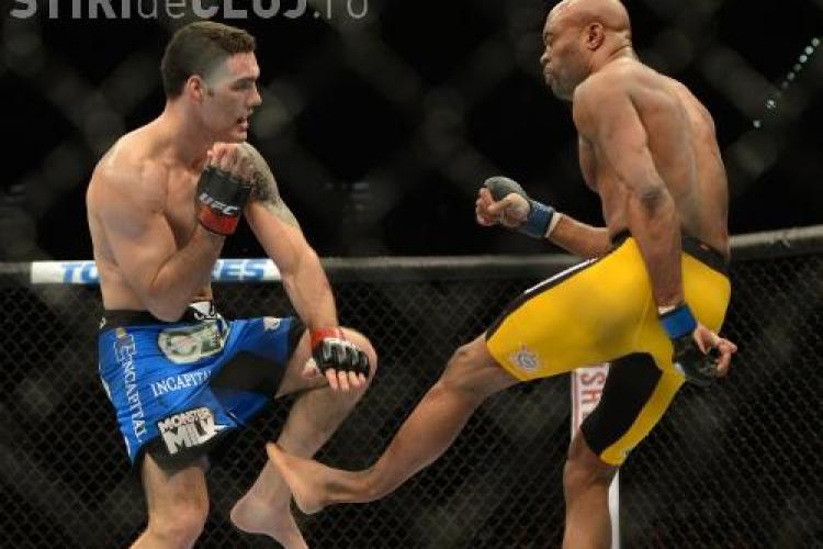 Anderson Silva, campionul UFC, s-a accidentat foarte URÂT - VIDEO ȘOCANT!
