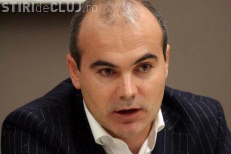 Rareş Bogdan, nominalizat de PNL la șefia TVR. Propunerea a fost respinsă de Parlament din lipsă de cvorum