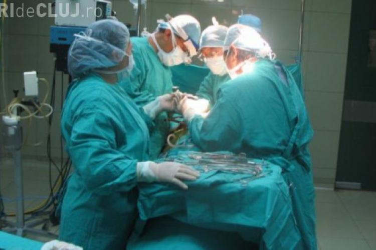Șansă la viață în ultima zi din 2013! Doi români au primit organe la Cluj-Napoca și la București