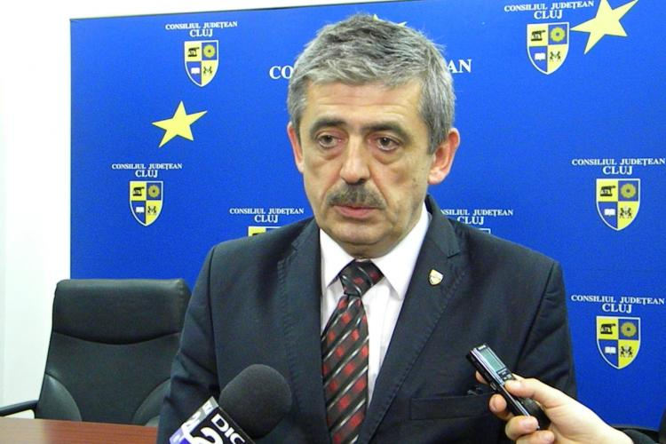 Consiliul Județean Cluj ia un credit de 130 de milioane de lei