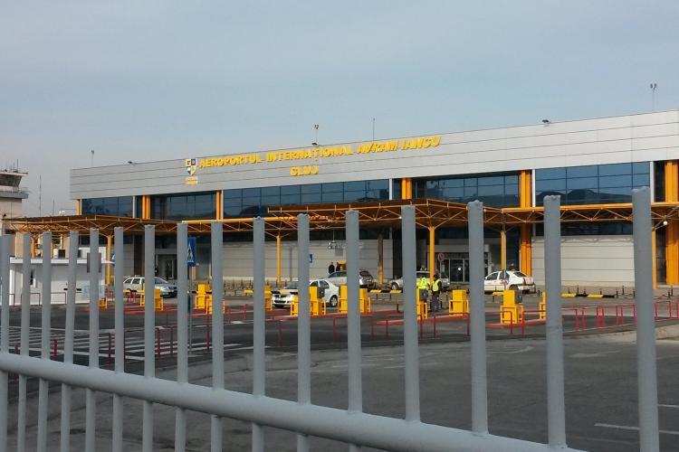 Cifra RECORD de pasageri pe Aeroportul Cluj, în 2013