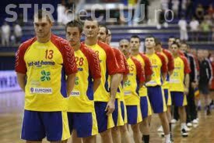 Victorie răsunătoare pentru naționala de handbal masculin la preliminariile Cupei Mondiale