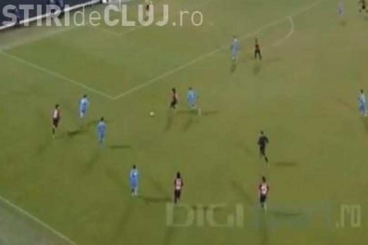 CFR Cluj - FC Botoşani, 3-1 - REZUMAT VIDEO. Feroviarii iau viteză și înving numai la scor