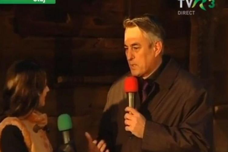 """Demisie în cazul """"colindului antisemit"""". Tiberiu Groza, seful Ansamblului """"Dor Transilvan"""" și-a dat demisia"""
