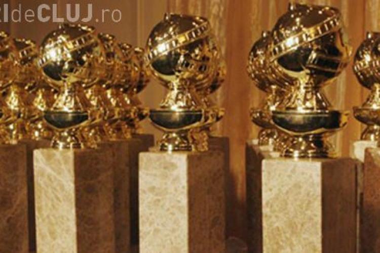 """Golden Globe 2014: """"American Hustle"""" și """"12 Years a Slave"""" declarate filmele anului. Vezi lista câștigătorilor"""