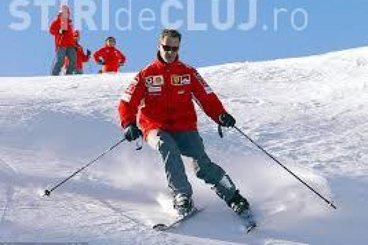 Gest emoționant al companiei Ferrari în cinstea lui Michael Schumacher