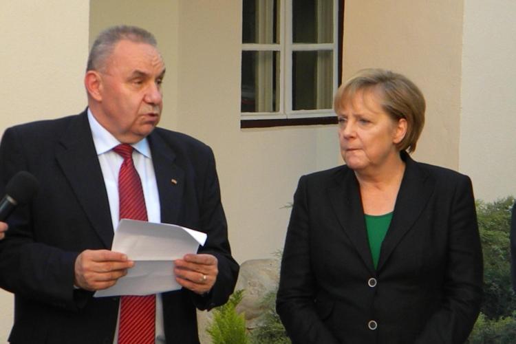 Angela Merkel a fost realeasă cancelar al Germaniei