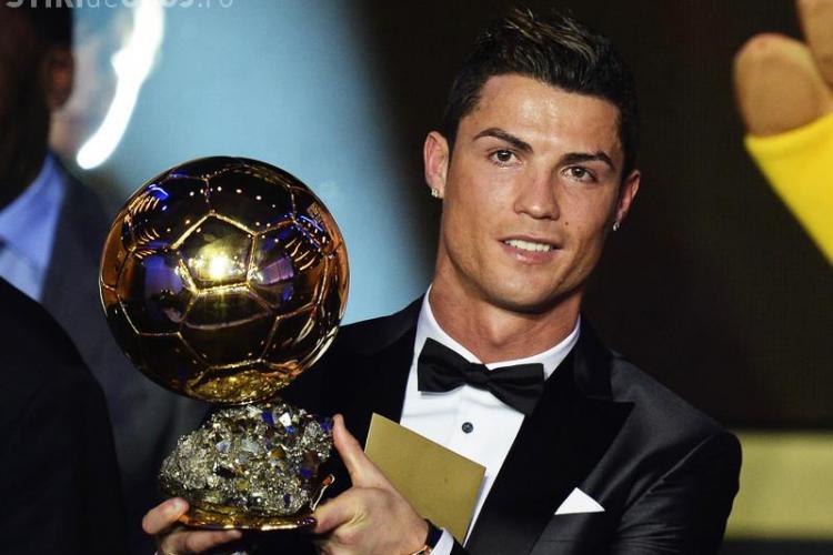 Ce i-a transmis Messi lui Ronaldo, după câştigarea Balonului de Aur!