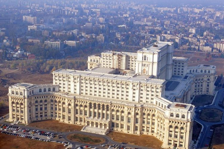 Palatul Parlamentului, în topul celor mai ciudate clădiri din lume