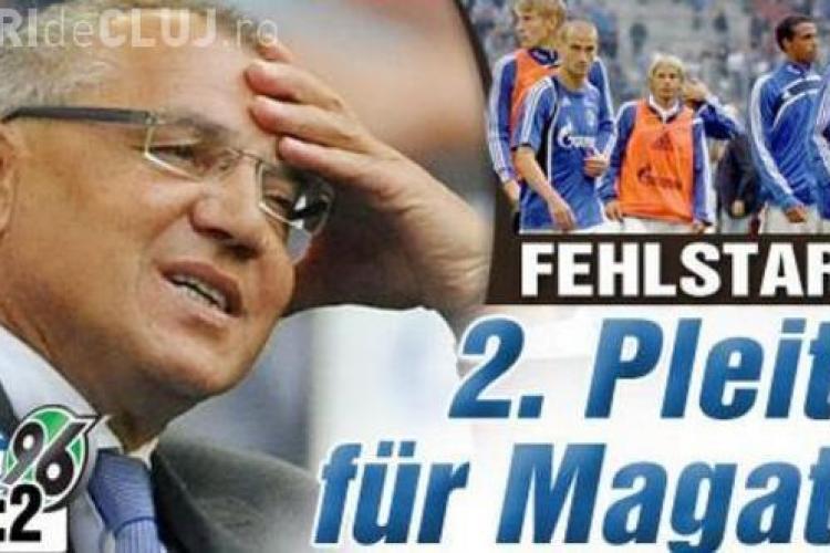 Deac rezerva la Schalke 04. Echipa a pierdut cu Hannover