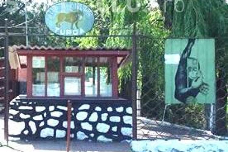 Gradina Zoologica din Turda s-a inchis! Accesul vizitatorilor este interzis pana in 2012