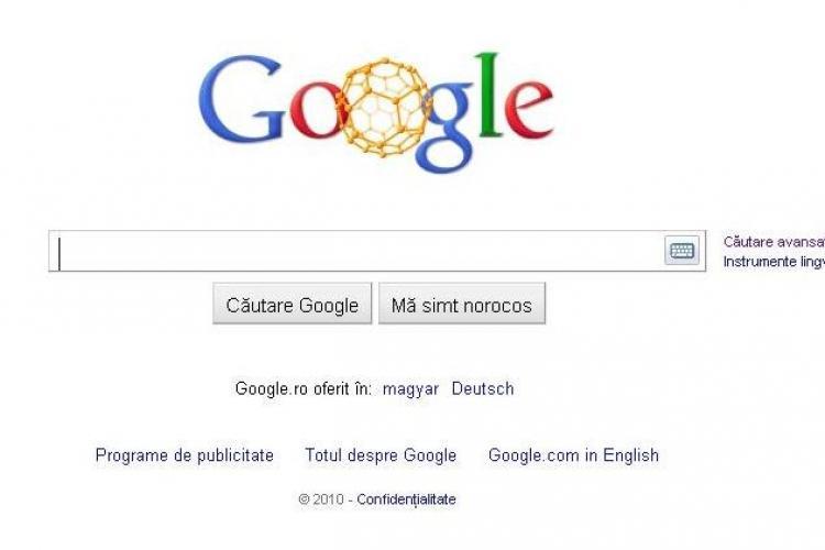 Google aniverseaza 25 de ani de la descoperirea fulerenelor