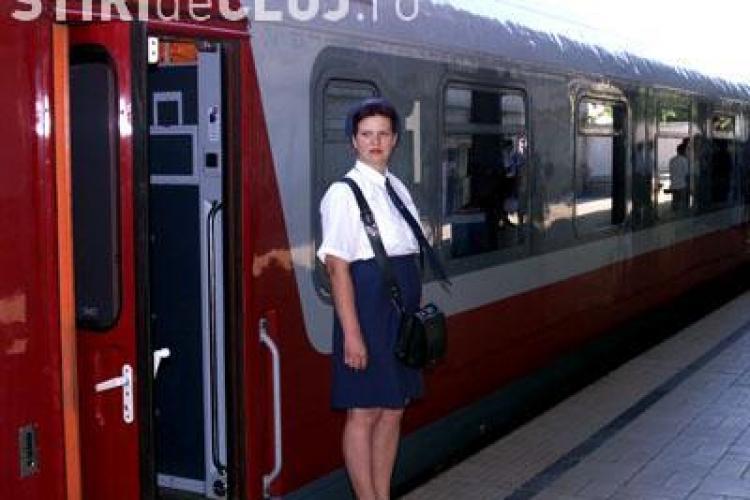 Biletele de tren s-ar putea scumpi cu 8-9%