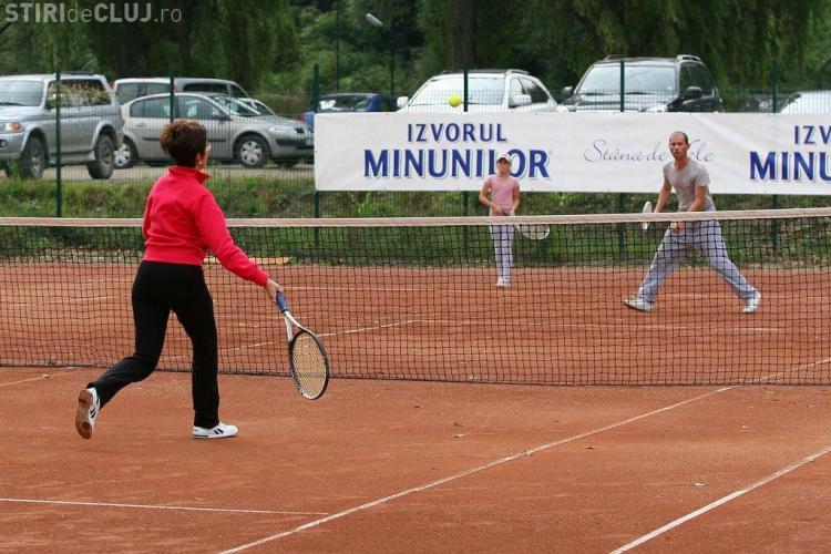 """Turneul """"Tennis Cup Parinti Cluj"""" si-a desemnat castigatorii! VEZI cine a luat locul 1!"""
