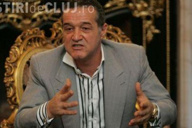 """Becali e cocos: """"Pe CFR Cluj ii vom bate cu 4-0"""""""