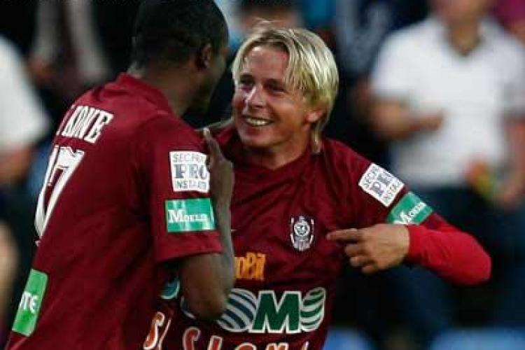 Deac a plecat la 8.15 spre Germania, pentru a semna cu Schalke