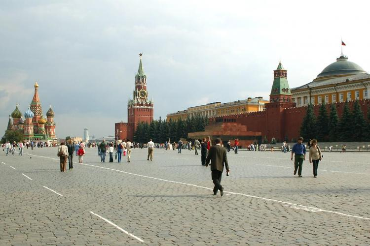 Un diplomat roman a fost retinut la Moscova pentru spionaj, in timp ce incerca sa obtina informatii militare