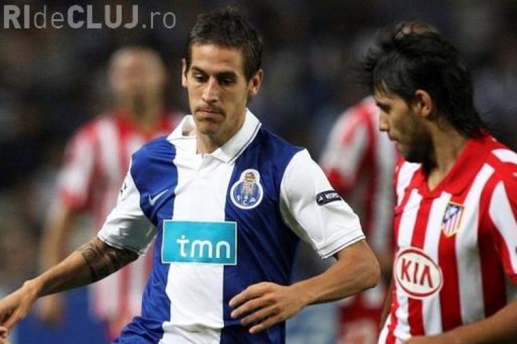 Tomas Costa a fost transferat de CFR Cluj