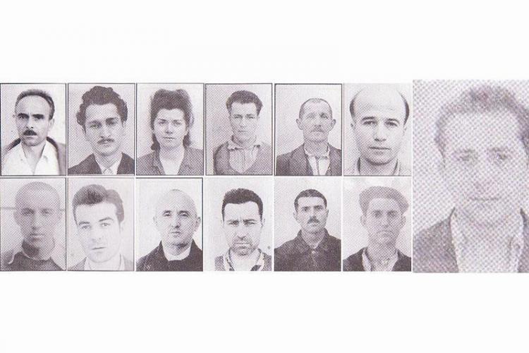 Cei 13 luptatori anticomunisti ingropati in beciul de la Palatul Copiilor au fost identificati. Vezi AICI cine sunt victimele!