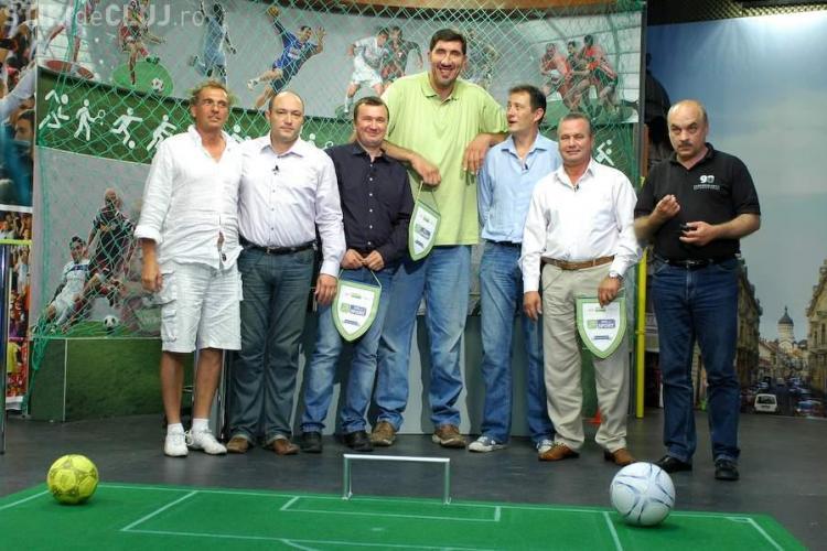 Andrei Marga si Cristi Dulca dezbat viitorul echipei nationale - astazi la Ora de Sport