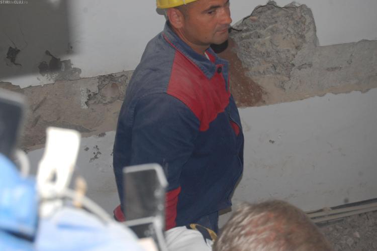 VIDEO si FOTO - Cei 13 luptatori anticomunisti sunt cautati in beciul de la Palatul Copiilor, in care functiona Securitatea. VEZI totul AICI!