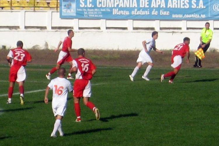 FC Ariesul Turda nu a fost inscrisa in Liga 2. Vezi ce alte echipe au impartasit aceeasi soarta!