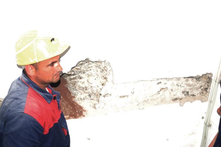 Zid fals descoperit in beciul de la Palatul Copiilor. Cresc sansele ca cei 13 luptatori anticomunisti sa fi fost ingropati acolo