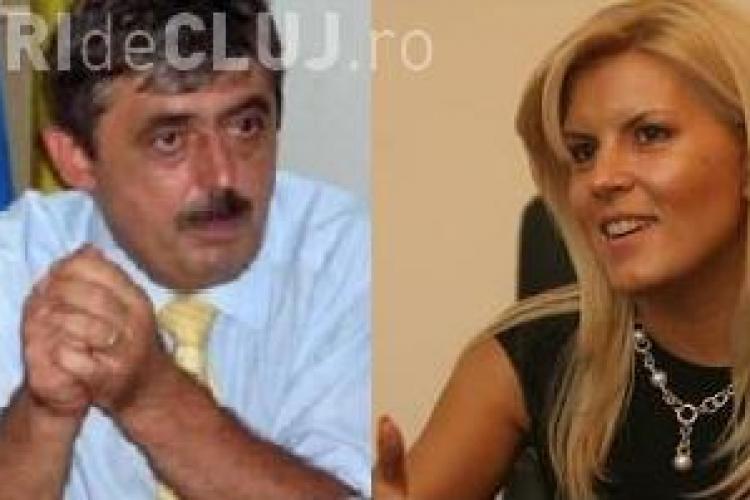 Uioreanu o acuza pe Udrea a aloca banii de la buget preferential primarilor PD-L Cluj