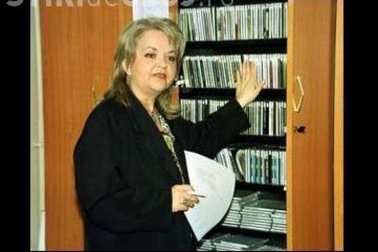 Codruta Aron Vartic, realizatoarea de emisiuni folclorice de la Radio Cluj, s-a stins din viata. Condoleante familiei si colegilor!