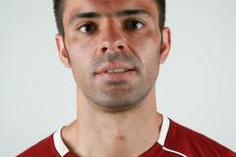 Dani pleaca de la CFR. Mijlocasul a semnat un contract cu Iraklis