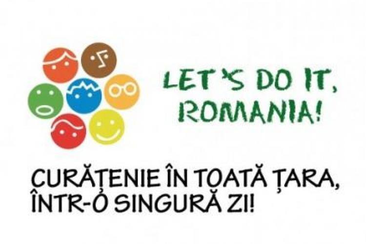 """Baschetbalistii de la U Mobitelco Cluj se implica in proiectul """"Let's do it, Romania!"""""""