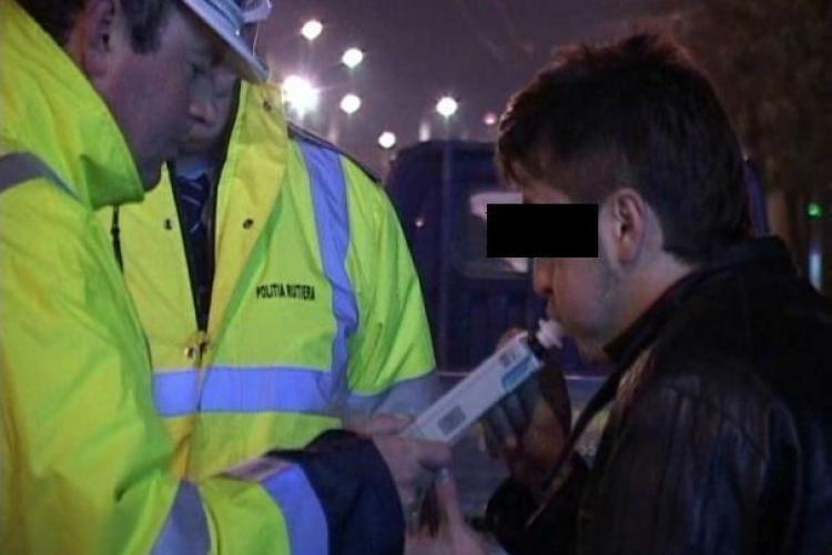 "Un tanar prins beat la volan pe Dorobantilor i-a amenintat pe politisti: ""Va aranjez eu ca tata e deputat!"""