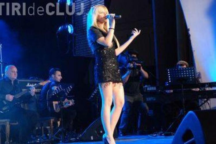 Cristina Vasiu a castigat cu melodia Madalinei Manole, concursul de interpretare de la Mamaia - Vezi aici piesa!