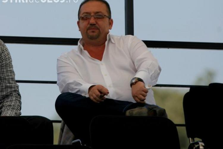 "Florian Walter, catre suporterii U Cluj: ""Sper sa va avem alaturi in numar cat mai mare la jocul cu Otelul Galati"""