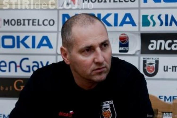 Marcel Tenter a facut o radiografie a echipelor cu care U Mobitelco se va infrunta pentru titlu. Clujenii au cinci adversari puternici!