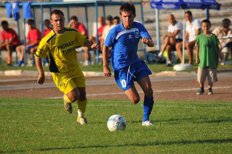 Ariesul Turda a pierdut cu 8-0 cu FC Hunedoara, in Cupa Romaniei