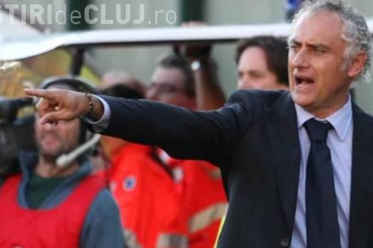 """Mandorlini: """"As vrea sa dorm putin inainte sa ma gandesc la Totti, Borriello si Vucinici"""""""