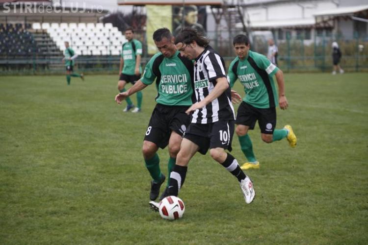 U Cluj a invins Sanatatea cu 2-1. Niculescu a inscris!