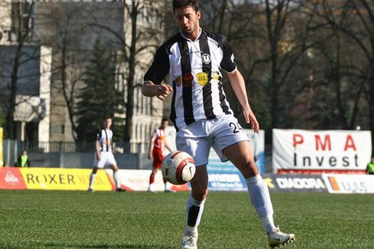 Milan Jovanovic a castigat lupta cu U Cluj! UEFA obliga echipa lui Walter sa achite 55.000 de euro